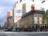 An impression of Flinder Street