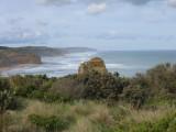 Eastwards view of the Great Ocean