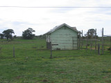 Shed along the Dreeite-Beeac rd