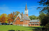 SAINT JOHN LUTERAN CHURCH,  PORT HOPE MICHIGAN