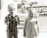 MATTHEW REYNOLDS  AND KELLY  (BRADEN) TIBBETTS,  1982