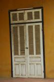 Luang Prabang Door with Slates