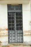 Luang Prabang Door with Grill