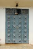 Luang Prabang Blue Doorway