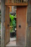 Luang Prabang Garden Door