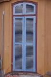 Luang Prabang Tall Blue Door