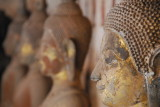 Wat Sisket Buddha in Profile