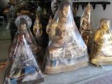 Three Wrapped Buddhas