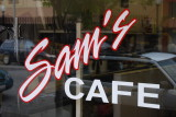 Sam's Cafe on Walnut