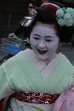 Geisha Smile