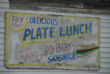 Plate Lunch (Elizabeth's Cafe)