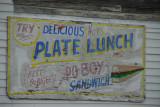 Plate Lunch (Elizabeth's Cafe)