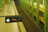 U Bahn Station