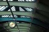 Bahnhof Clock & Roof