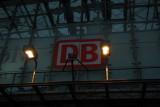 Die Bahn Sign