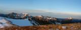 Leobner - Gesäuse NP Sunset View