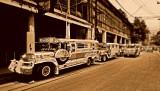 World famous Jeepneys of Manila
