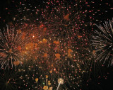 Steinkjer celebrates 150 years-my first night shot