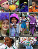 Carnival Collage -  Mardi Gras 2007