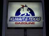 Kuwait&Texas gazoline
