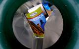America in the trash