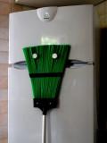 Miss Indesit fridge