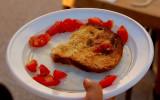 bruschetta - Italian food