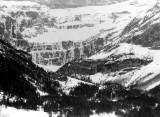 Gavarnie : cascades de glace