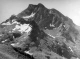 Clot de la Hount et Pique Longue depuis le col d'Aratille