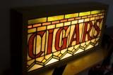 Cigars - lit