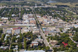 Centre of Wetaskiwin