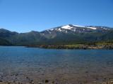 Le lac de Conguillío