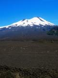 Le volcan Llaima, de l'autre côté