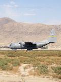 C130 landing
