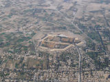 The infamous prison of Mazar-e Sharif