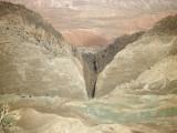 Crevice south of Mazar