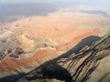 Impressive soil near Mazar