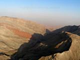 Impressive mountainrange