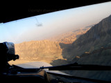 Approaching Mazar-e Sharif