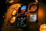 Fokker 50 instruments