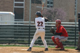 daniel at the plate