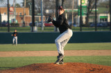 brandon on the mound at west high