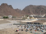 Uhud Cemetery surrounds