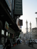 Mecca dawn
