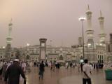 Mecca dusk