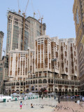 Ultra-modern hotels