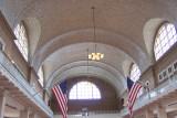Great Hall of Ellis Island