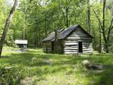 Log Cabin Roaring Forks