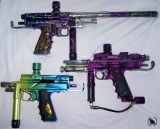 Large shop Customs (8 guns) (Bonebrake, Palmers, Spanky, Boston,  AKA/Splatt Attack)
