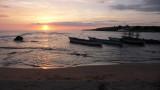 Fishing boats, Calabash Bay